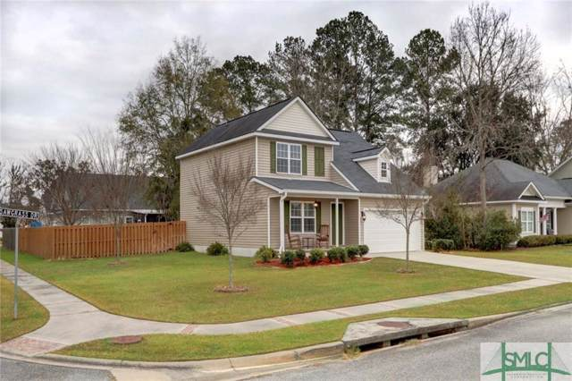 200 Sawgrass Drive, Savannah, GA 31405 (MLS #219005) :: Bocook Realty