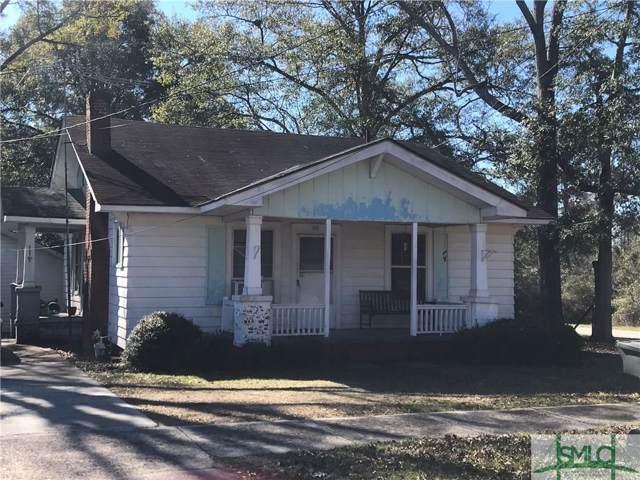 310 College Avenue, Millen, GA 30442 (MLS #219013) :: Heather Murphy Real Estate Group