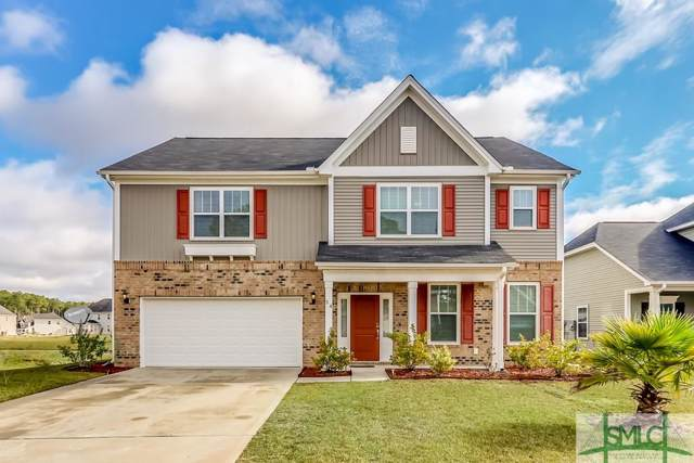 54 Winslow Circle, Savannah, GA 31409 (MLS #219017) :: Heather Murphy Real Estate Group