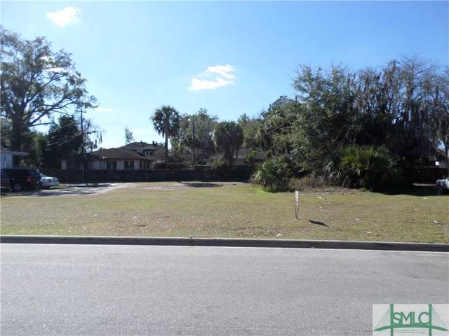 1003 W 36th Street, Savannah, GA 31415 (MLS #219018) :: Heather Murphy Real Estate Group