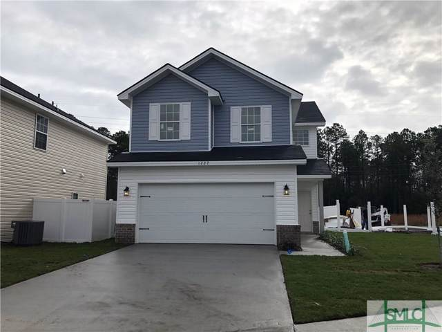 1227 Cypress Fall Circle, Hinesville, GA 31313 (MLS #219023) :: The Arlow Real Estate Group