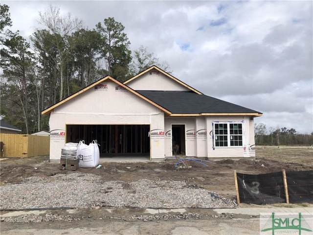 304 Fairview Circle, Hinesville, GA 31313 (MLS #219027) :: The Arlow Real Estate Group