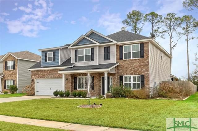 110 Aquaduct Drive, Rincon, GA 31326 (MLS #219029) :: The Arlow Real Estate Group