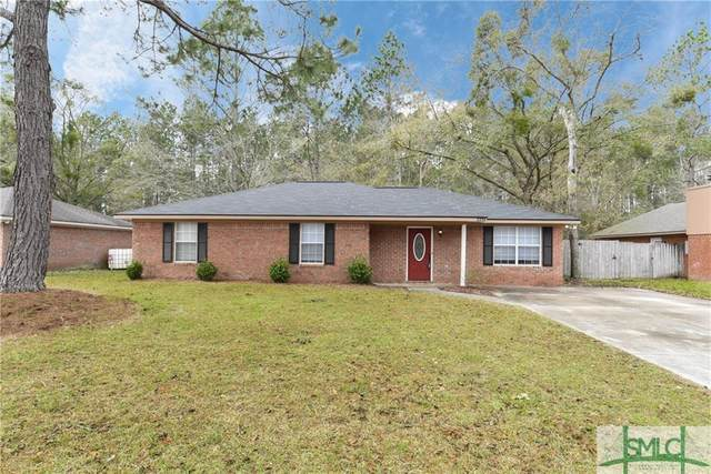 2330 Rowe Street, Hinesville, GA 31313 (MLS #219035) :: Bocook Realty
