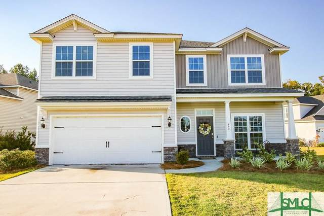 452 Sunbury Drive, Richmond Hill, GA 31324 (MLS #219054) :: The Arlow Real Estate Group