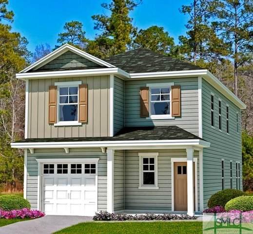 27 Pomona Circle, Savannah, GA 31419 (MLS #219062) :: The Arlow Real Estate Group