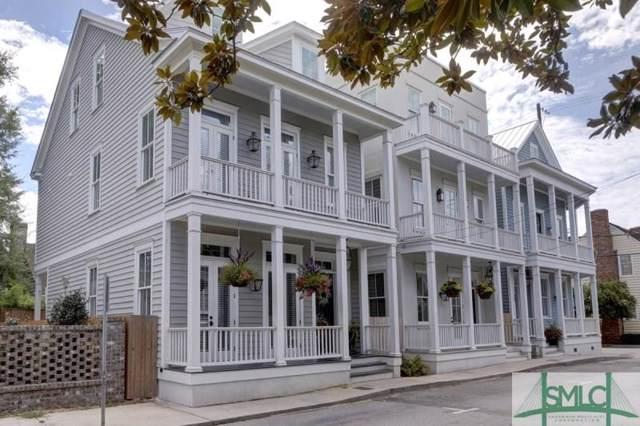 509 E Congress Street, Savannah, GA 31401 (MLS #219087) :: Bocook Realty