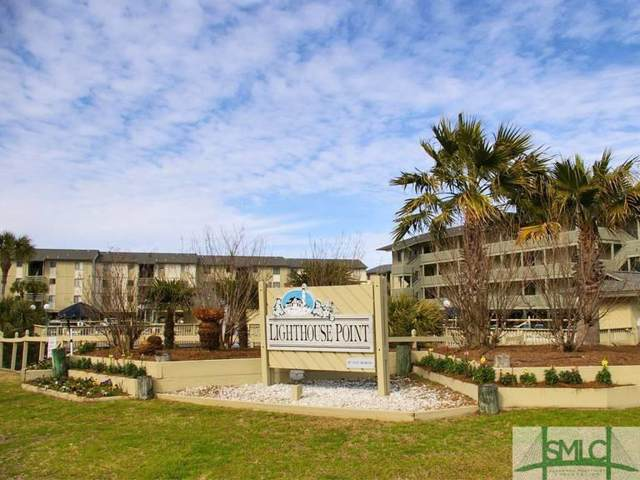 85 Van Horne Avenue 4B, Tybee Island, GA 31328 (MLS #219101) :: The Sheila Doney Team
