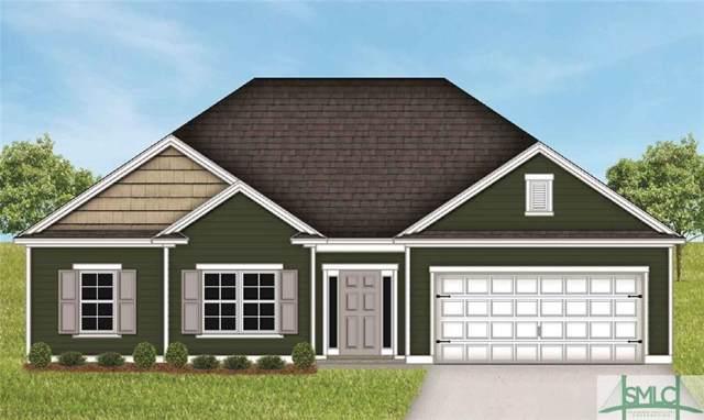 54 Memory Lane, Richmond Hill, GA 31324 (MLS #219113) :: The Arlow Real Estate Group