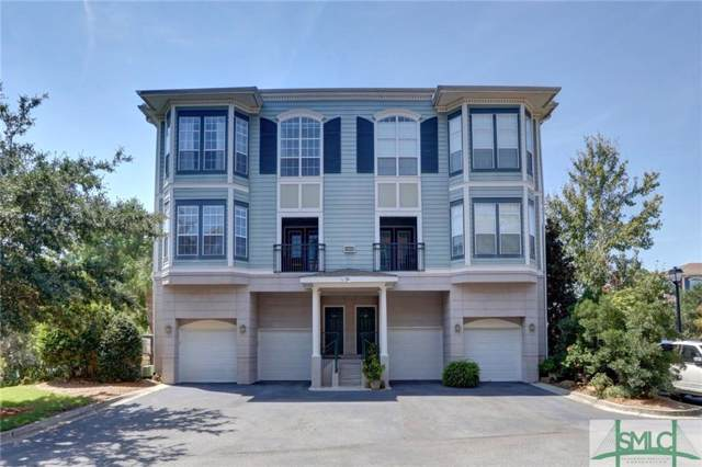 1912 Whitemarsh Way, Savannah, GA 31410 (MLS #219115) :: The Sheila Doney Team