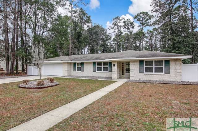 8 Thorny Bush Road, Savannah, GA 31419 (MLS #219124) :: Bocook Realty