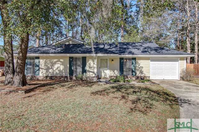 5 Maple Court, Savannah, GA 31406 (MLS #219212) :: Coastal Homes of Georgia, LLC