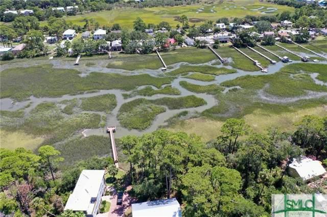 0 River Oak Lane, Tybee Island, GA 31328 (MLS #219236) :: Coastal Savannah Homes
