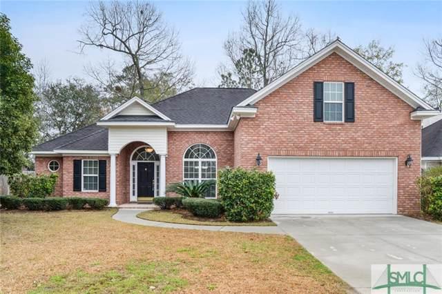 101 Shady Grove Lane, Savannah, GA 31419 (MLS #219243) :: Bocook Realty