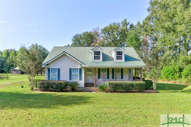 1818 Airport Road, Sylvania, GA 30467 (MLS #219251) :: Coastal Homes of Georgia, LLC