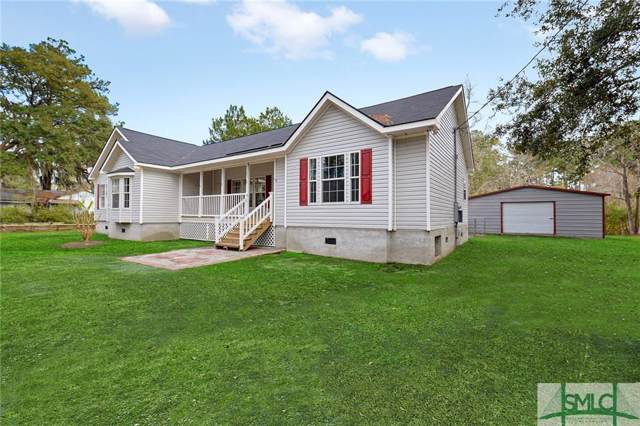 195 Gwendolyn Drive, Midway, GA 31320 (MLS #219275) :: Level Ten Real Estate Group