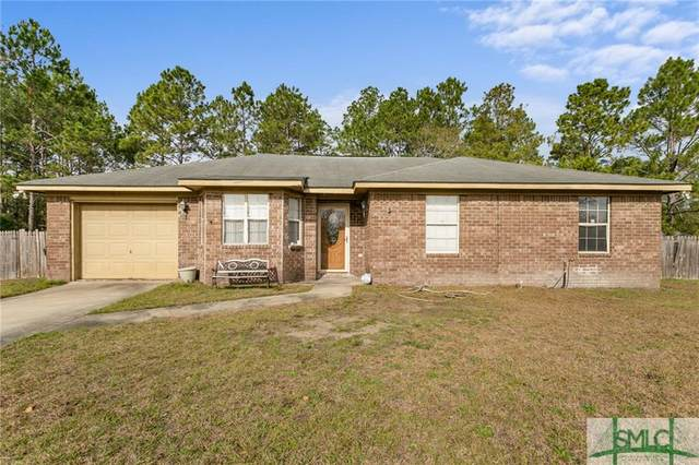 110 Martin Court, Hinesville, GA 31313 (MLS #219279) :: Coastal Savannah Homes