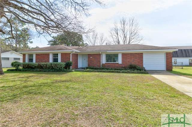 205 Westwood Drive, Rincon, GA 31326 (MLS #219292) :: The Arlow Real Estate Group