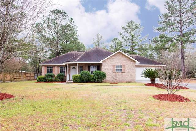 136 Jennifer Circle, Rincon, GA 31326 (MLS #219301) :: The Arlow Real Estate Group