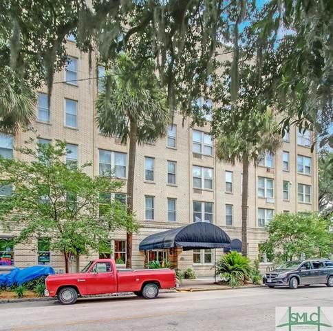 106 W Gwinnett Street 3C, Savannah, GA 31401 (MLS #219305) :: The Sheila Doney Team