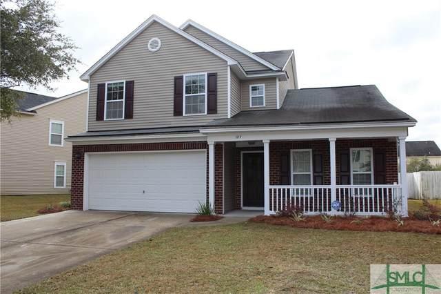 187 Hamilton Grove Drive, Pooler, GA 31322 (MLS #219306) :: The Arlow Real Estate Group