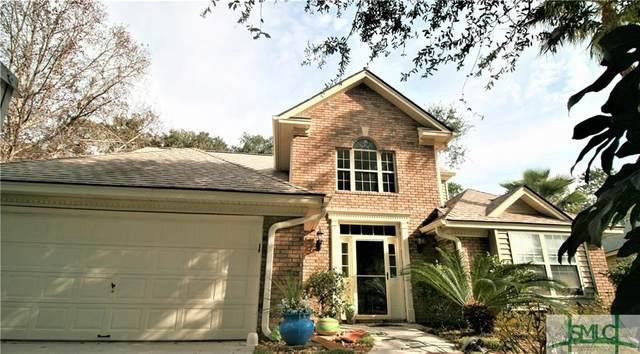 129 Mary Musgrove Drive, Savannah, GA 31410 (MLS #219313) :: Bocook Realty