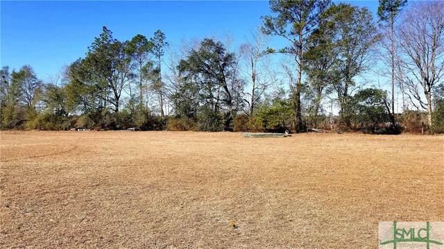 311 Rambling Creek Road, Ellabell, GA 31308 (MLS #219344) :: The Sheila Doney Team