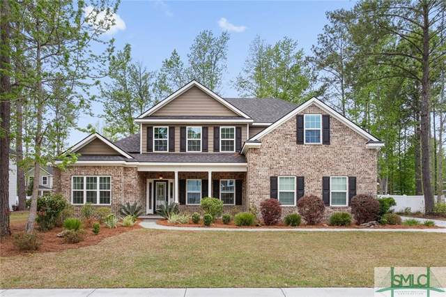 204 Blandford Way, Rincon, GA 31326 (MLS #219350) :: The Arlow Real Estate Group