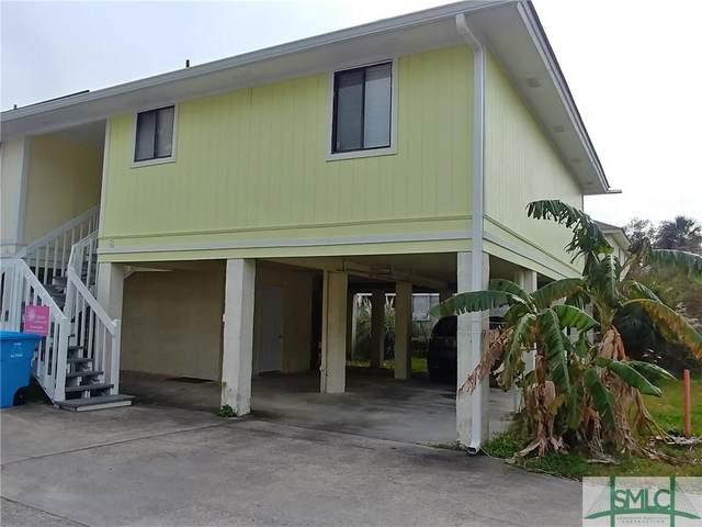 503 B Miller Avenue, Tybee Island, GA 31328 (MLS #219352) :: Keller Williams Realty-CAP