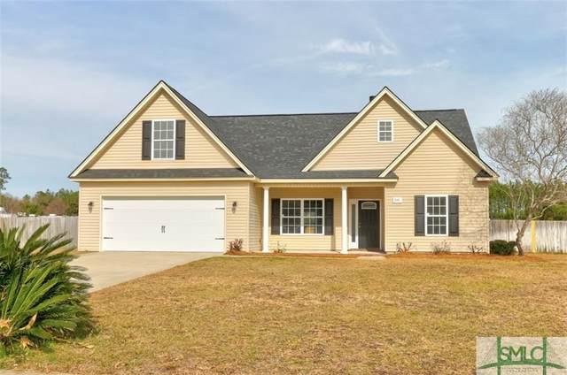 206 Discovery Lane, Rincon, GA 31326 (MLS #219364) :: The Arlow Real Estate Group
