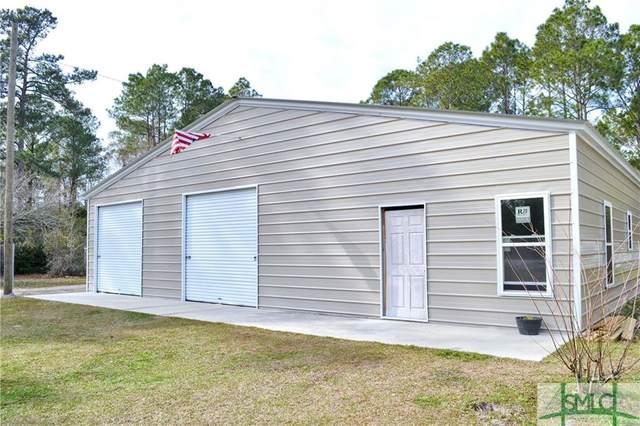 728 W Seventh Street, Rincon, GA 31326 (MLS #219365) :: The Arlow Real Estate Group