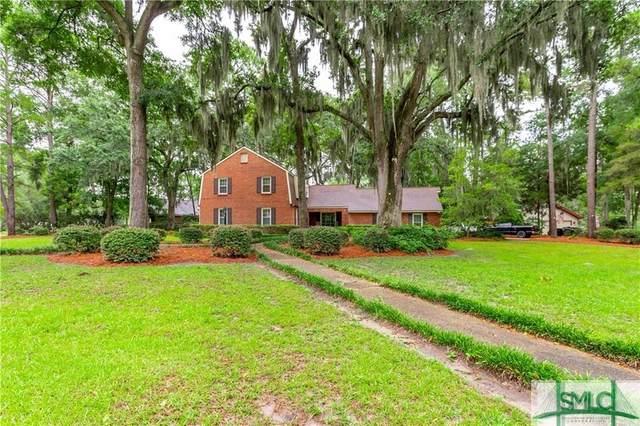 502 Old Mill Road, Savannah, GA 31419 (MLS #219374) :: Bocook Realty