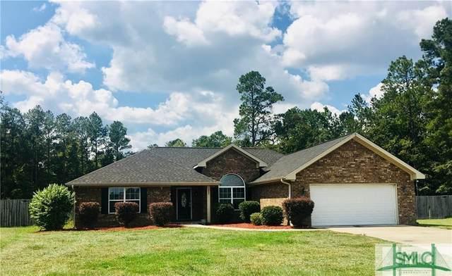 323 White Oak Road NE, Ludowici, GA 31316 (MLS #219392) :: The Arlow Real Estate Group