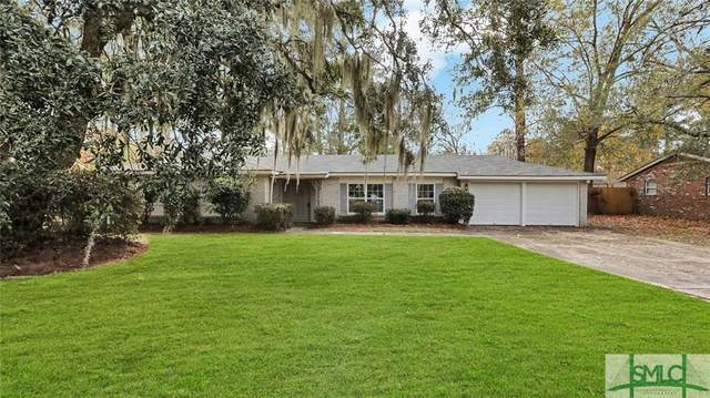 505 Windsor Road, Savannah, GA 31419 (MLS #219405) :: Teresa Cowart Team
