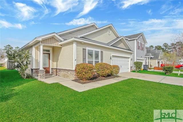 12 Belladona Way, Savannah, GA 31419 (MLS #219409) :: Heather Murphy Real Estate Group