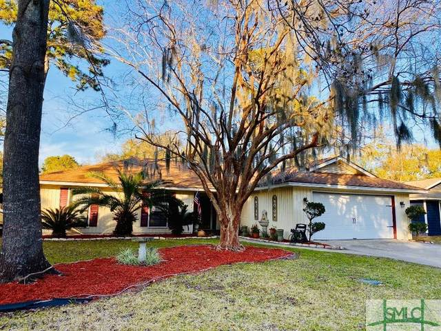 120 Blue Heron Drive, Savannah, GA 31410 (MLS #219417) :: Liza DiMarco