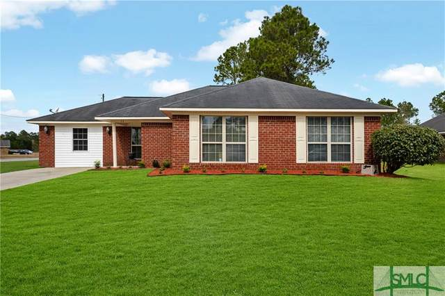 11 Magnolia Cove Road NE, Ludowici, GA 31316 (MLS #219419) :: The Arlow Real Estate Group