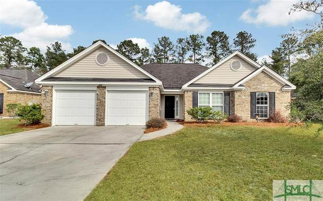 256 Pampas Drive, Pooler, GA 31322 (MLS #219445) :: The Arlow Real Estate Group