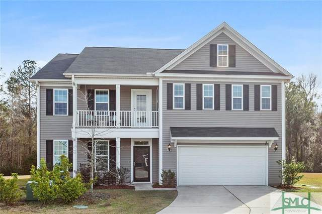 376 Casey Drive, Pooler, GA 31322 (MLS #219453) :: Heather Murphy Real Estate Group