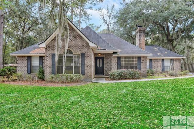 70 Bent Tree Way, Richmond Hill, GA 31324 (MLS #219460) :: The Arlow Real Estate Group