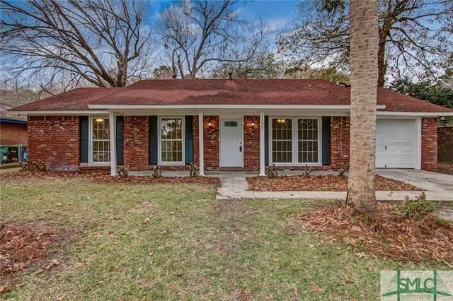 11405 Willis Drive, Savannah, GA 31419 (MLS #219461) :: Partin Real Estate Team at Luxe Real Estate Services