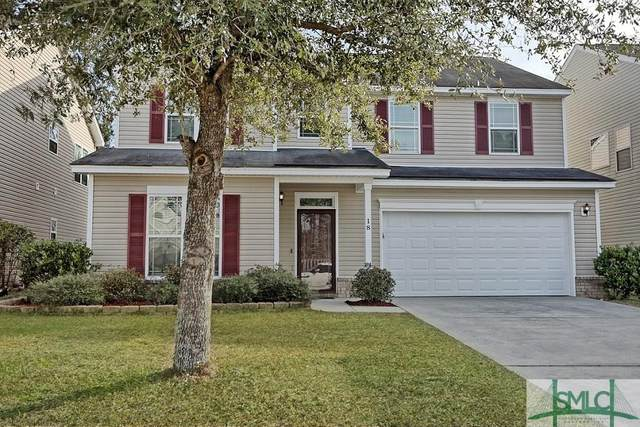 18 Verano Lake Drive, Savannah, GA 31407 (MLS #219462) :: McIntosh Realty Team