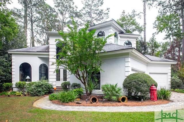4 Woodbrook Court, Savannah, GA 31411 (MLS #219467) :: Bocook Realty