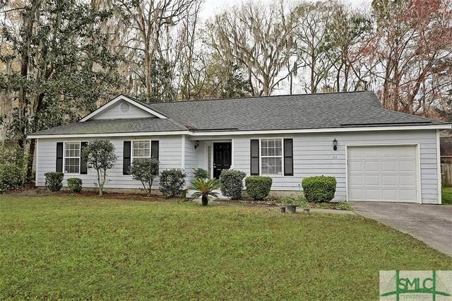 111 E Sagebrush Lane, Savannah, GA 31419 (MLS #219470) :: Bocook Realty