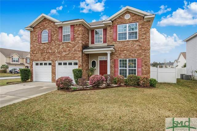 11 Rhett Lane, Richmond Hill, GA 31324 (MLS #219506) :: Keller Williams Realty-CAP