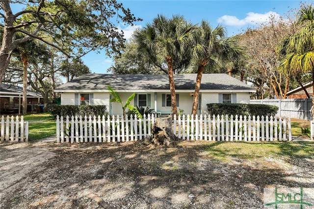 209 Miller Avenue A & B, Tybee Island, GA 31328 (MLS #219510) :: RE/MAX All American Realty