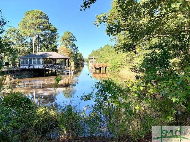 317 Lakeshore Drive, Savannah, GA 31419 (MLS #219513) :: Barker Team | RE/MAX Savannah