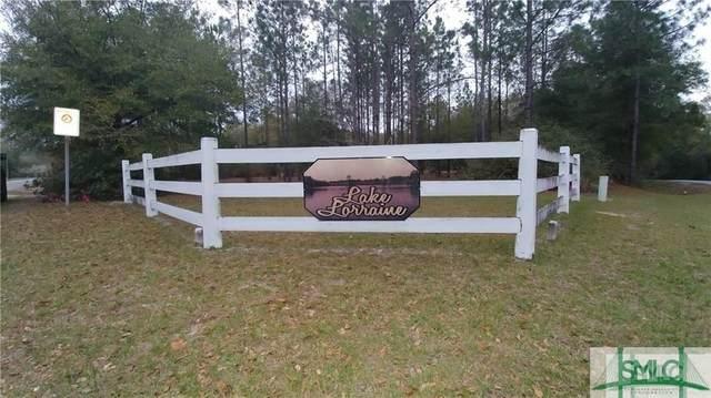 0 Black Creek Church Road, Ellabell, GA 31308 (MLS #219527) :: The Sheila Doney Team