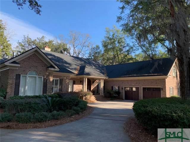 140 Grays Creek Drive, Savannah, GA 31410 (MLS #219531) :: Partin Real Estate Team at Luxe Real Estate Services