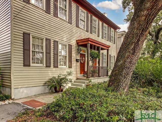 241-243 E Broad Street, Savannah, GA 31401 (MLS #219543) :: Bocook Realty
